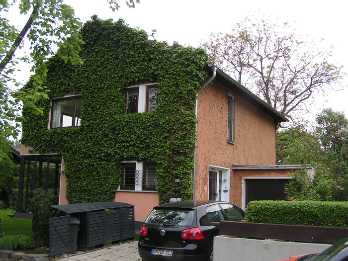 Planquadrat Architektur Einfamilienhaus Bonn Oberkassel